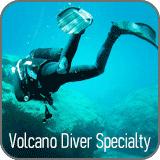 Volcano Diver by PADI